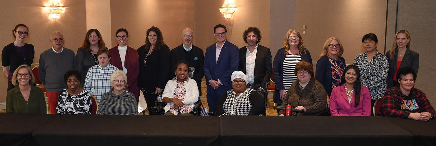Developmental Disabilities Planning Council members