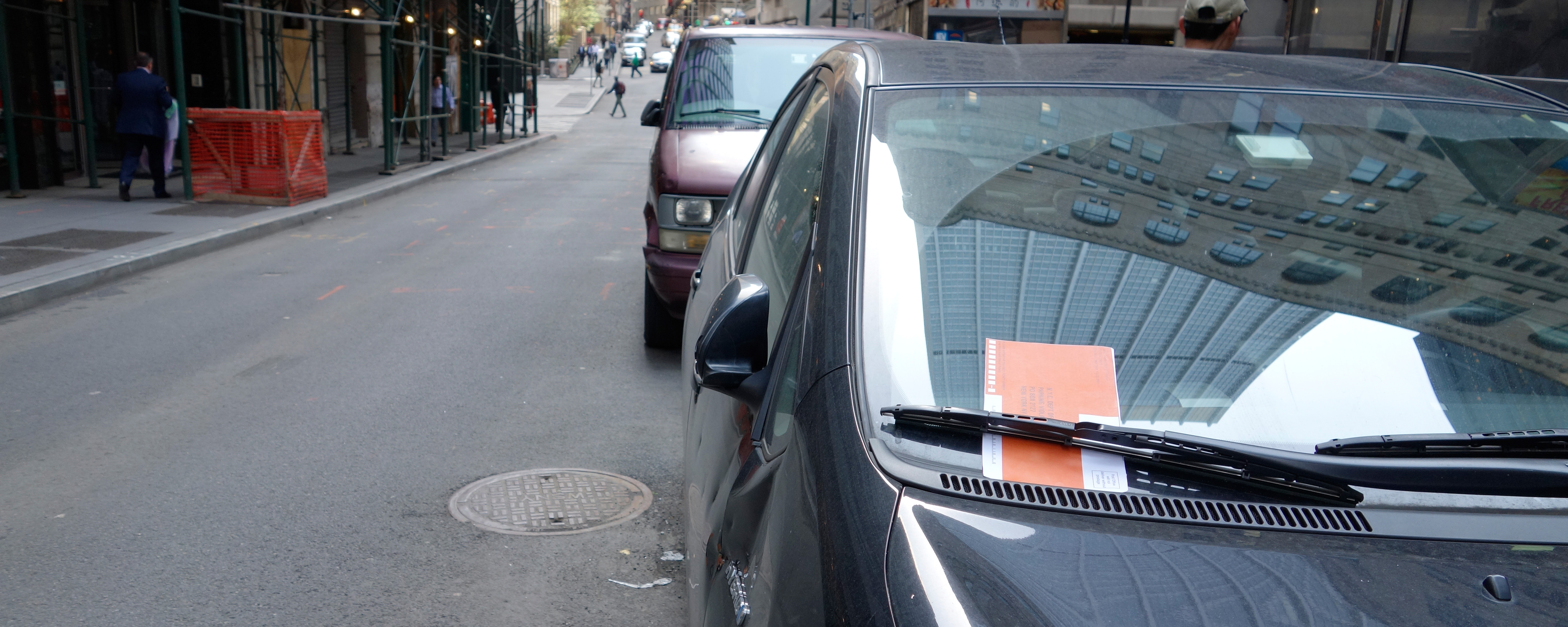 Pay a Parking Ticket in New York City | The State of New York