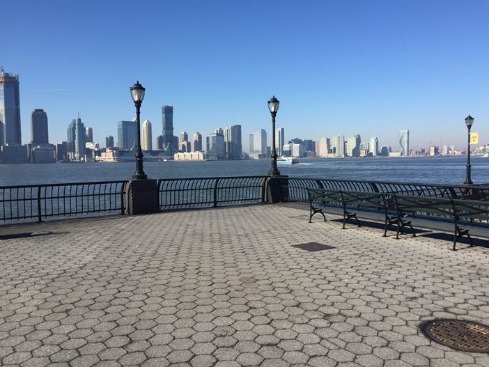 The Esplanade, Battery Park City